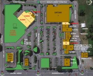 Mck Mall Site Plan